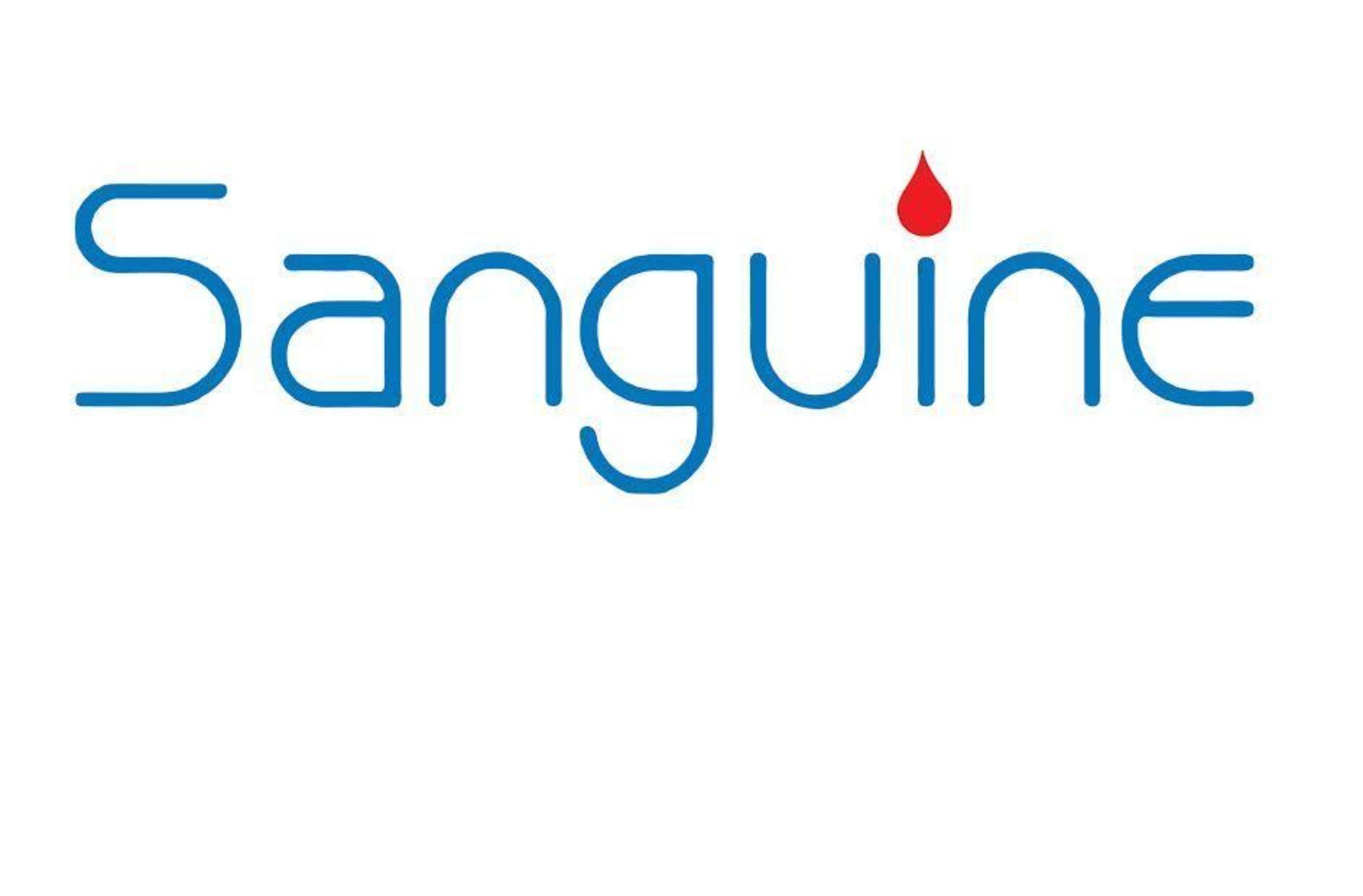 Sanguine Logo (PRNewsFoto/Sanguine)