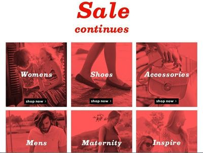 Amazing New Look Sale Offers up to 50% Off