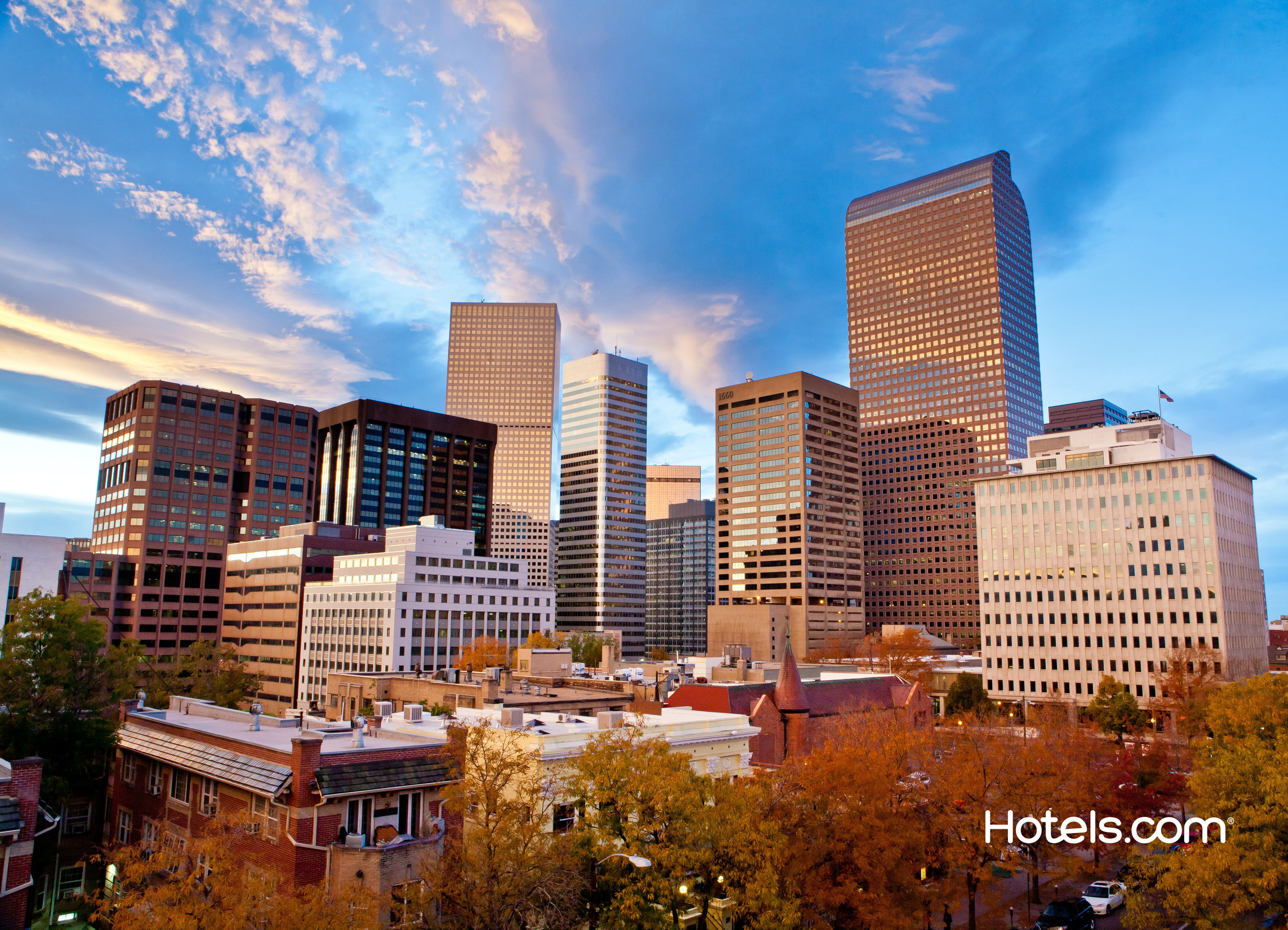 Hotel Price Index From Hotels.com Reveals Denver and Charlotte are gaining popularity domestically, while Mexico surges internationally