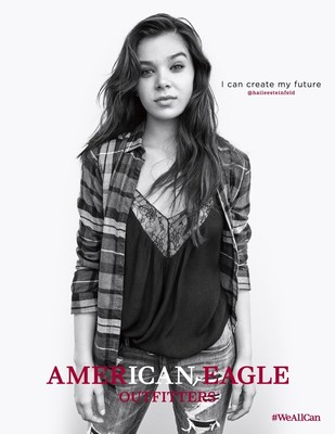 AMERICAN EAGLE OUTFITTERS EMPOWERS YOUNG AMERICA WITH #WeAllCan FALL CAMPAIGN