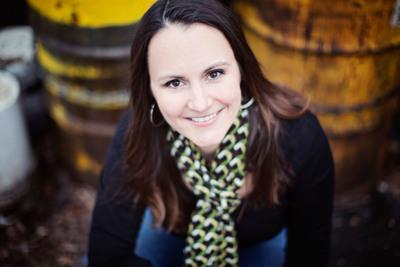 Author Christina Brockett.   (PRNewsFoto/Christina Brockett)
