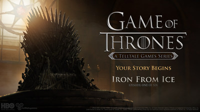 Game of Thrones: A Telltale Games Series is a new six part episodic game series set in the world of HBO's groundbreaking TV show.