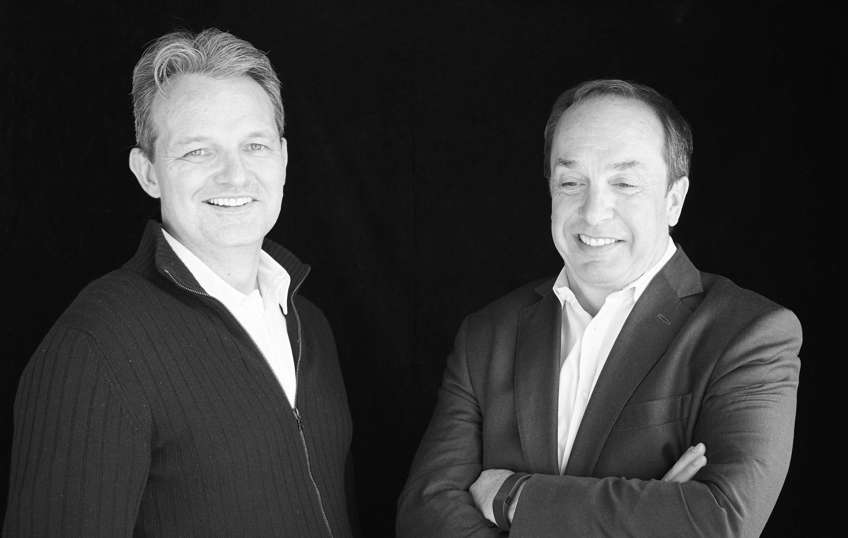 Roth Ryan Hayes Partner Chris Hayes and CEO Matt Ryan