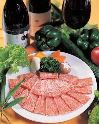 Akasakatei's Best-in-Class Beef.  (PRNewsFoto/ClearVue Partners)
