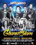 Grand Slam Party Latino, 5 de diciembre, Marlins Park.