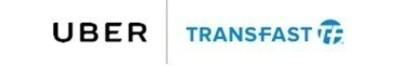 Transfast and Uber Logos