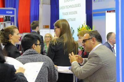 EVBN B2B Networking at RE & EE Vietnam