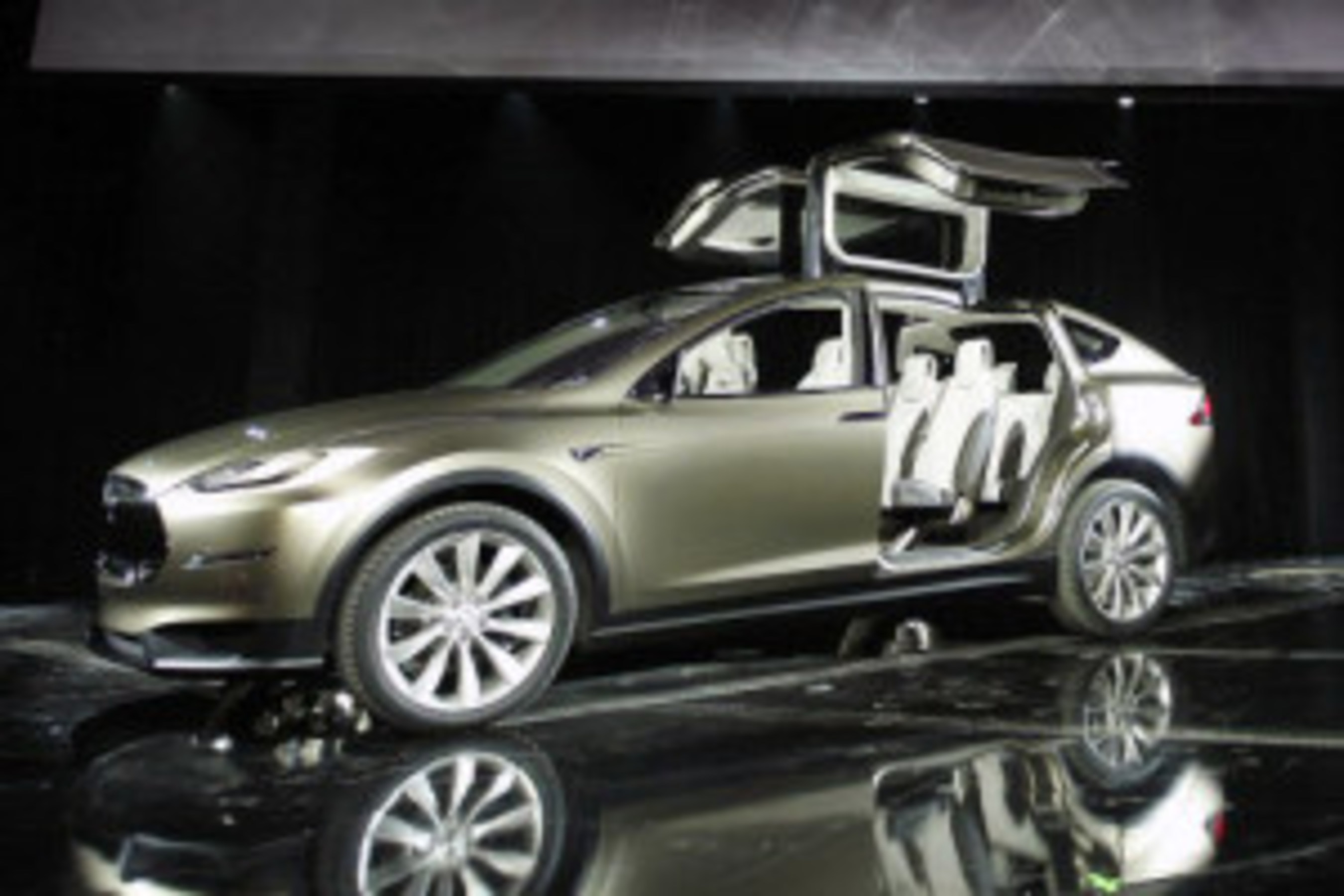 Analysts and Investors Take Keen Interest in Tesla's Model X