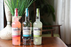 Dulce Vida Tequila 70-proof Grapefruit, 80-proof Blanco, 70-proof Lime