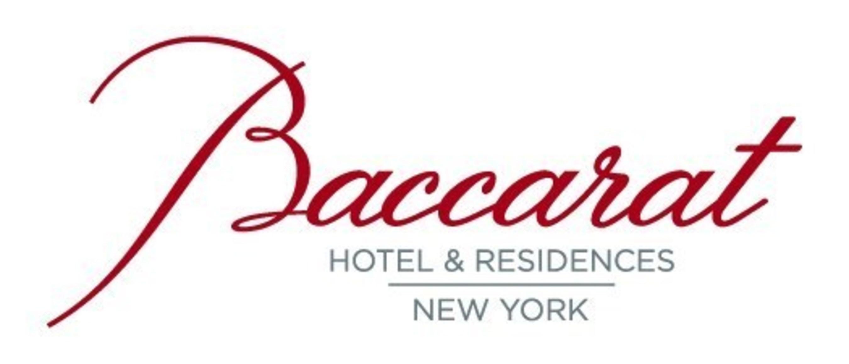 Baccarat Hotel & Residences New York Logo