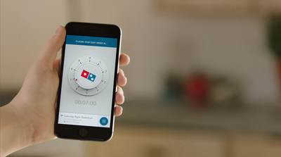 Domino's is launching the easiest way for consumers to order yet: zero-click ordering. Domino's new Zero Click app for iOS and Android is available beginning today and allows customers to easily place their Easy Order.