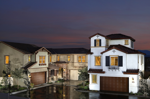 Standard Pacific Homes introduces Hillsdale, an upscale collection of homes in Chino's highly-desirable ...