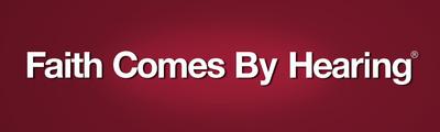 Faith Comes By Hearing Logo.  (PRNewsFoto/Faith Comes By Hearing)