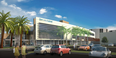 Clear Lake Regional Medical Center's $92 million expansion project that will enhance services to better serve the Bay Area Houston community.  (PRNewsFoto/Clear Lake Regional Medical Center)