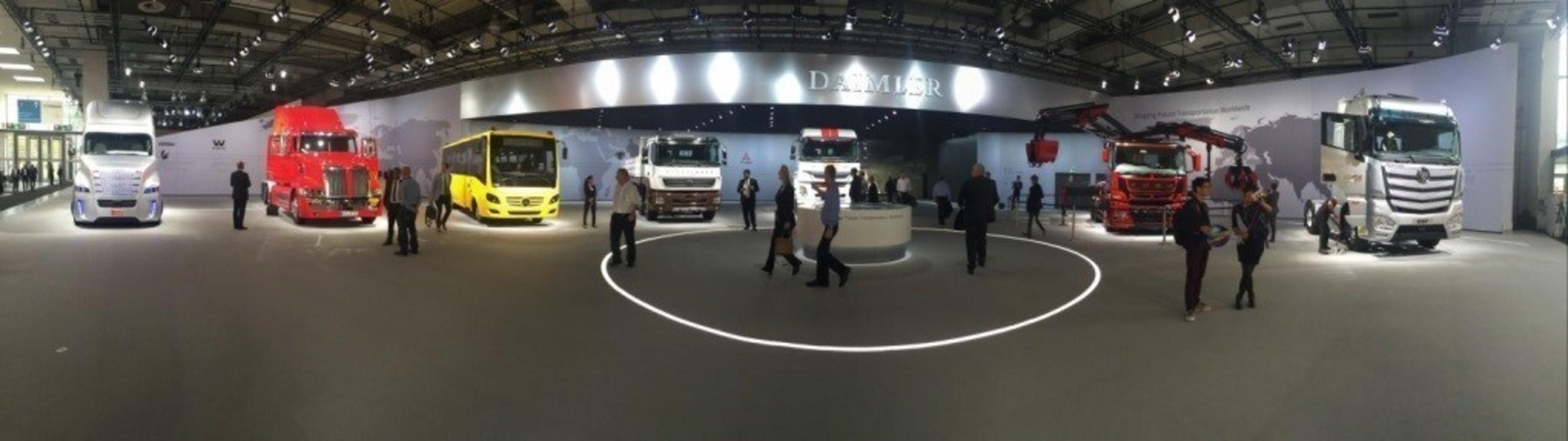 Daimler Booth Panorama