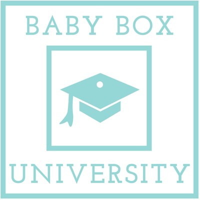 Baby Box University Logo. (PRNewsFoto/The Baby Box Co.)