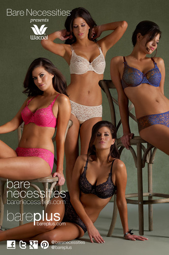 Bare Necessities Sizzles with New Interactive Look Book for UK's Wacoal Intimates Brand