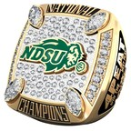 North Dakota State University 2015 Football Championship Subdivision (FCS) Championship ring