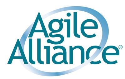 Agile Alliance logo.