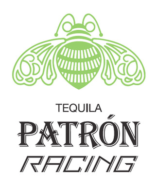 Tequila Patron Racing Logo.  (PRNewsFoto/Patron Spirits)
