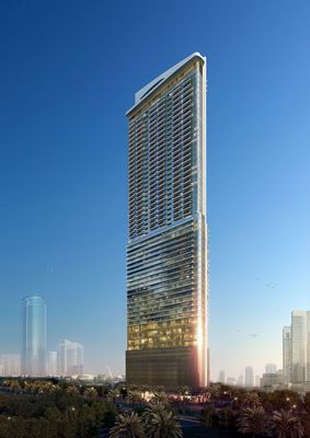 DAMAC Properties Awards China State Construction Engineering Corporation AED 554 Million Contract for Paramount Tower Hotel and Residences