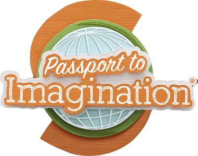 Michaels Passport to Imagination Logo.