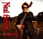 TODAY, 10/22! THE RELEASE OF NEAL SCHON SOLO ALBUM, THE CALLING   schonmusic.com.  (PRNewsFoto/LLEWMORC Media & Production Agency)