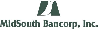 MidSouth Bancorp, Inc. Logo. (PRNewsFoto/MidSouth Bancorp, Inc.) (PRNewsFoto/)