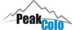 Logo, PeakColo.  (PRNewsFoto/PeakColo)