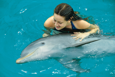 Experience Human-Nature Connections (PRNewsFoto/ABC Animal Training)