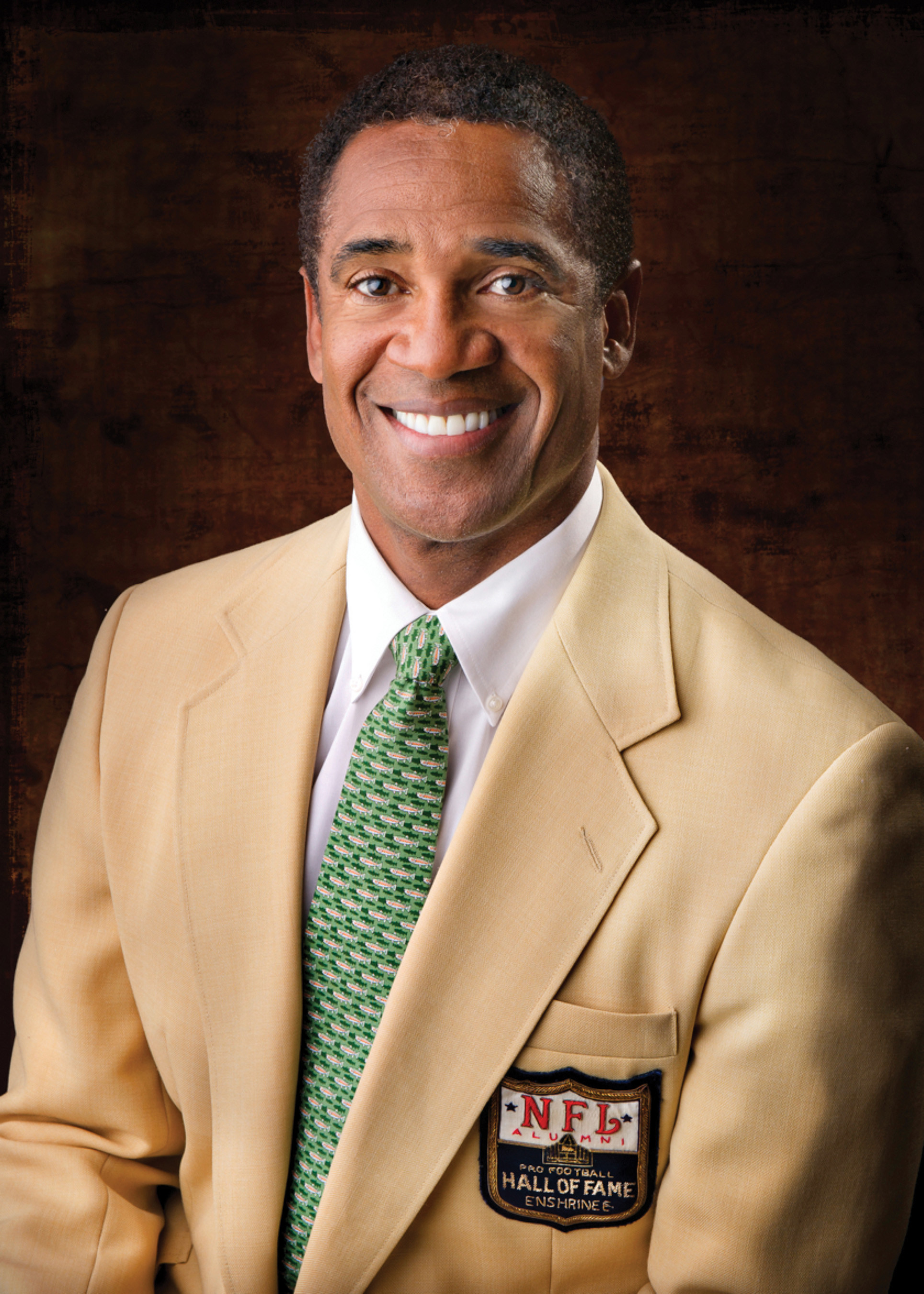 Know Your Stats(R) campaign spokesperson and Pro Football Hall of Fame member, Mike Haynes