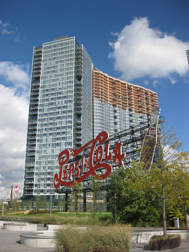 Walker & Dunlop Provides $120M for High Rise Apartments in Long Island City, NY.  (PRNewsFoto/Walker & Dunlop, Inc.)