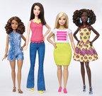 Today, Barbie announced the expansion of its Fashionistas doll line to include three body types - tall, curvy and petite - and a variety of skin tones, hair styles and outfits. With these additions, girls everywhere will have infinitely more ways to play out their stories and spark their imaginations through Barbie.