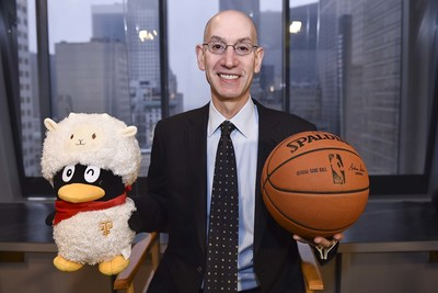 NBA Commissioner Adam Silver