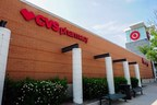 Exterior of CVS Pharmacy in Target located in Denver, CO