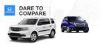 Large SUVs battle for family vehicle option (PRNewsFoto/Allan Nott Honda Toyota)