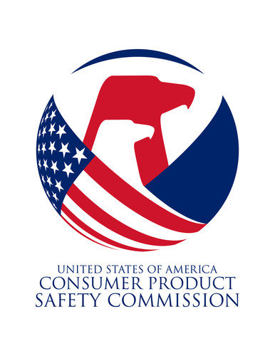 The U.S. Consumer Product Safety Commission is an independent federal agency created by Congress in 1973 and charged with protecting the American public from unreasonable risks of serious injury or death from more than 15,000 types of consumer products under the agency's jurisdiction. To report a dangerous product or a product-related injury, call the CPSC hotline at 1-800-638-2772, or visit http//:www.cpsc.gov/talk.html. Further recall information is available at http://www.cpsc.gov. (PRNewsFoto/U.S. CONSUMER PRODUCT SAFETY COMMISSION) (PRNewsFoto/US CPSC)