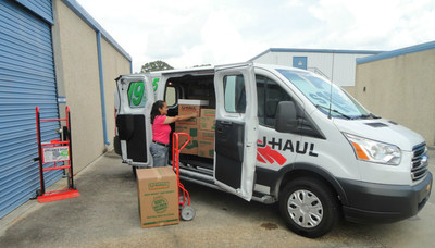U-Haul Company of Southern Louisiana is offering 30 days of free self-storage to residents of East Baton Rouge, St. Tammany, Tangipahoa and Washington Parishes, as well as surrounding areas, who have been affected by the flooding. U-Haul Moving & Storage of Greenwell Springs Road in East Baton Rouge, pictured here, is one of the participating storage locations.
