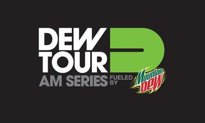 Mountain Dew Brings First-Ever European Dew Tour Am Series To Amsterdam