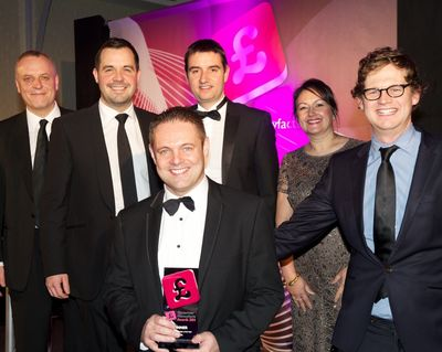 Double Success for MBNA as UK Customers Vote in Their Thousands