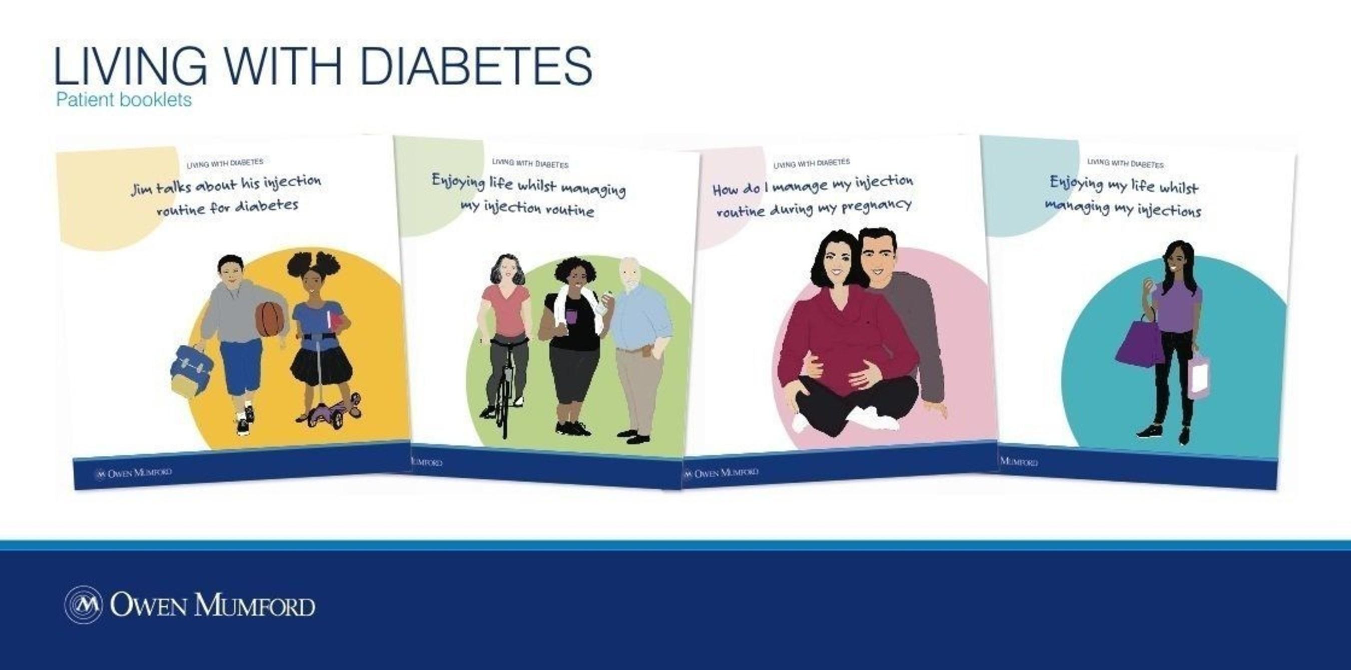 Owen Mumford's Diabetes Educational Materials (PRNewsFoto/Owen Mumford)