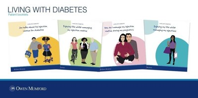 Owen Mumford Launches Educational Materials Supporting Diabetes Management