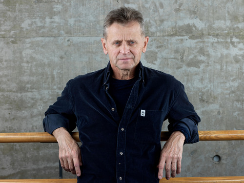 Legendary dancer Mikhail Baryshnikov is featured as the first subject in CITIZENS OF HUMANITY film series ...