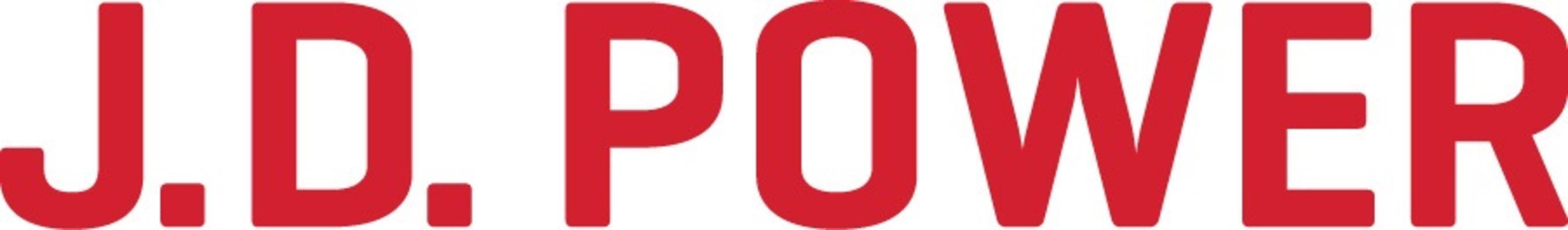 J.D. Power corporate logo.