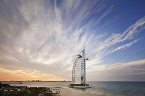 Burj Al Arab Jumeirah unveils The Dream (PRNewsFoto/Burj Al Arab)