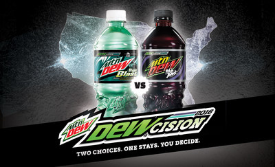 dear dew nation dewcision 2016 gives you the power to choose