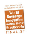 White Coffee's 'BioCup' Honored at 2015 World Beverage Innovation Awards
