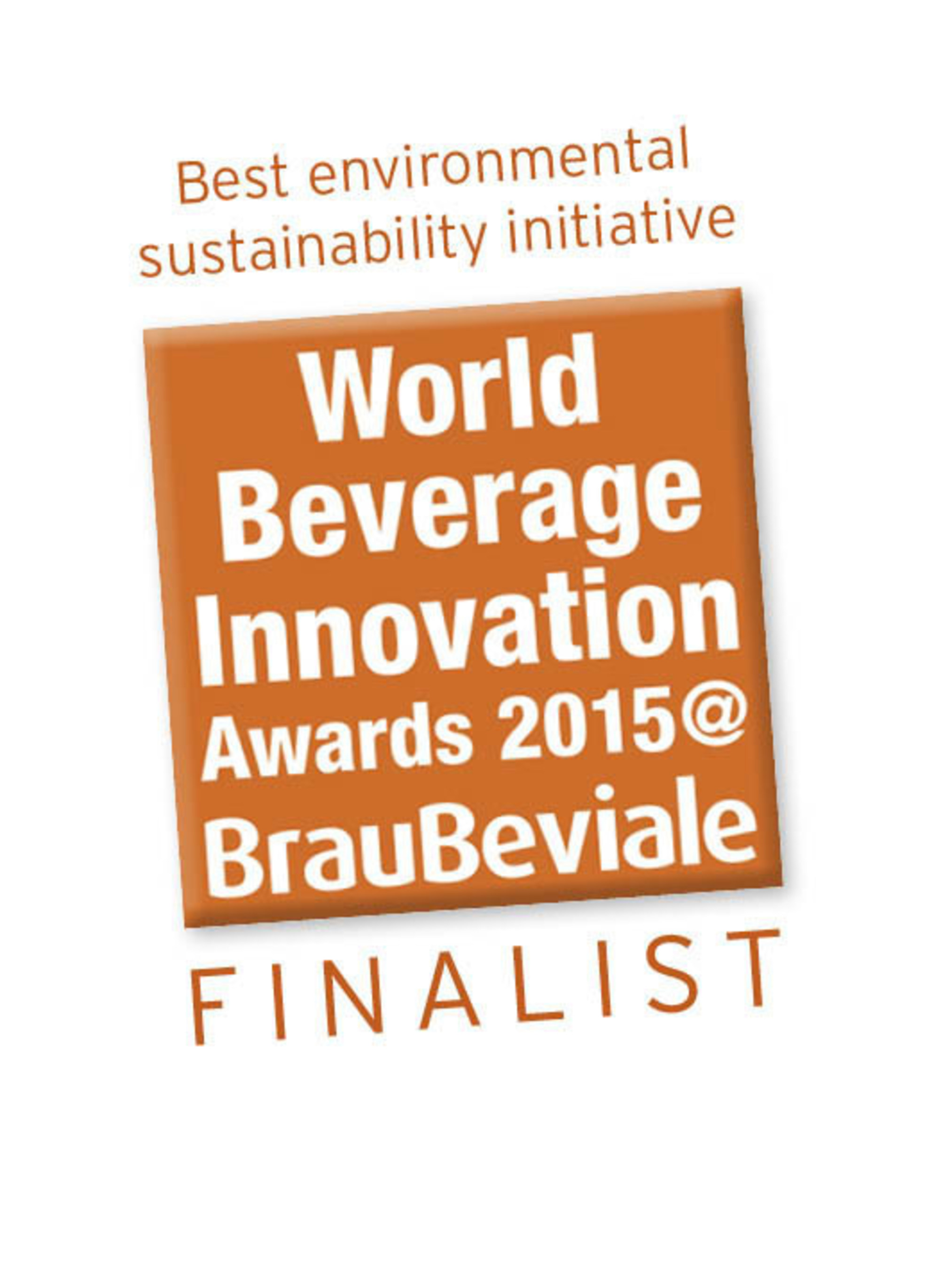 White Coffee's packaging innovation, BioCup, was honored last month as a finalist in the 2015 World Beverage Innovation Awards for the Best Environmental Sustainability Initiative category.