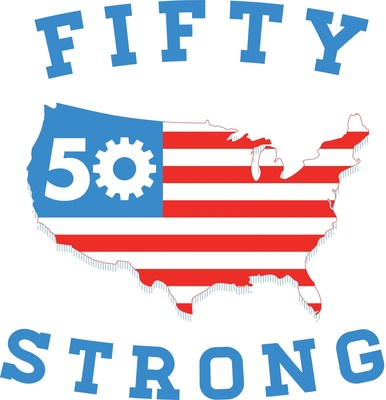 50 Strong, a leading manufacturer of innovative, high-quality American-made bike accessories and water bottles.