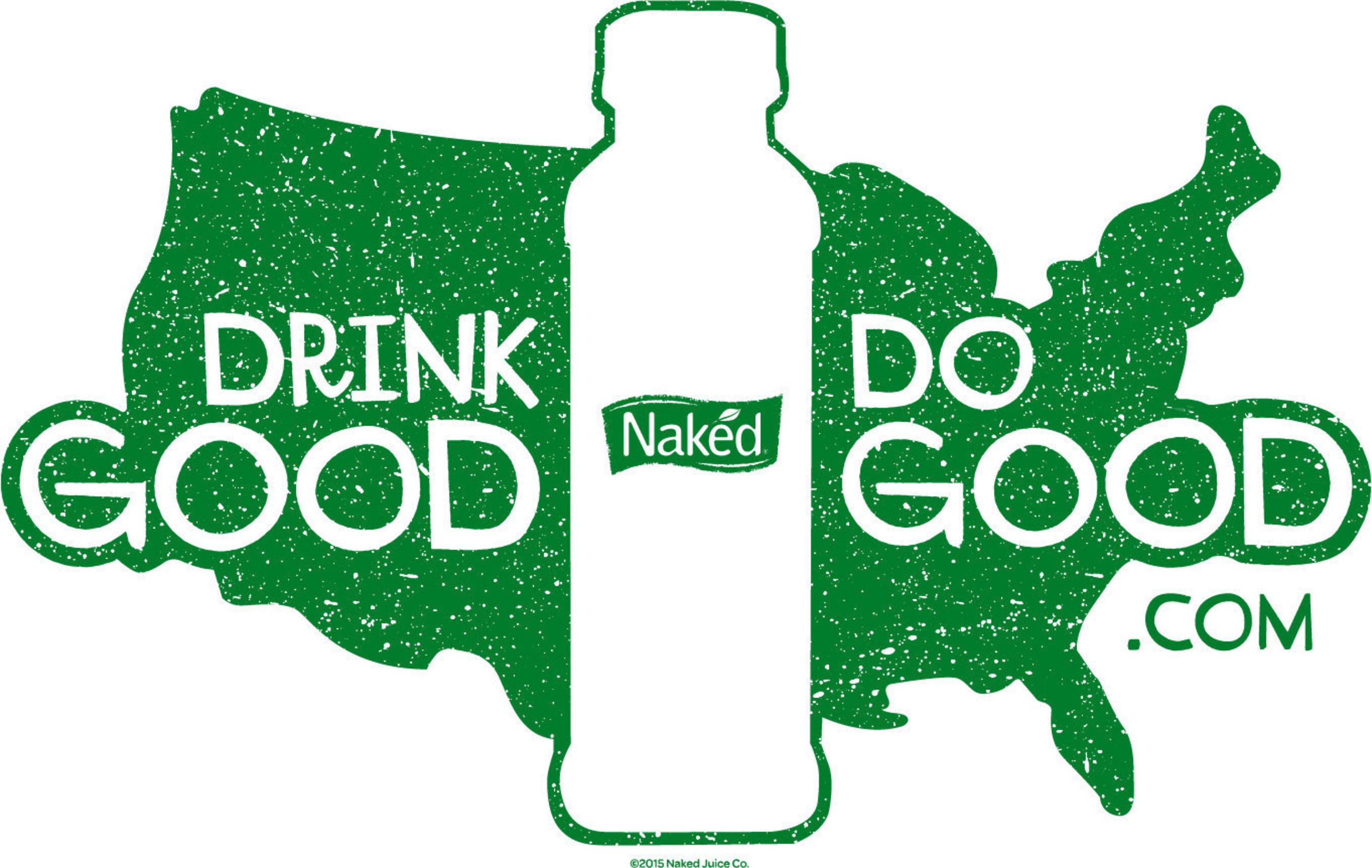 Drink Good. Do Good. logo.